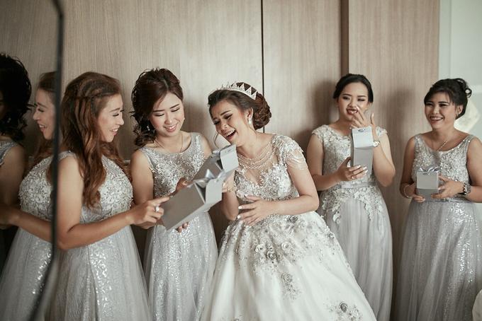 Wedding of Billy & Anggita by Novotel Tangerang - 005