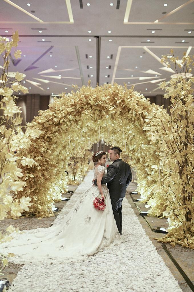 Wedding of Billy & Anggita by Novotel Tangerang - 001