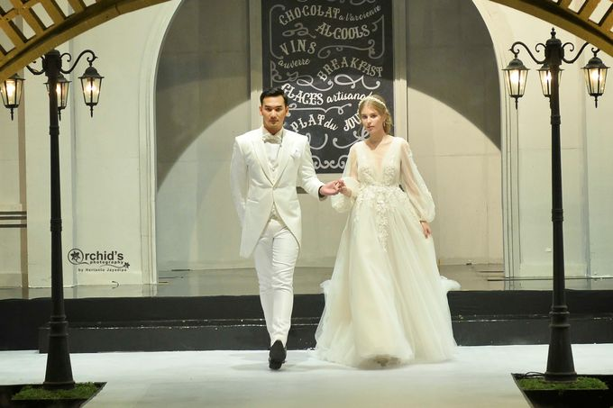 Video: Fashion Show Trend Jas Ventlee 2019 - Couple Series [Part 2] by Ventlee Groom Centre - 004