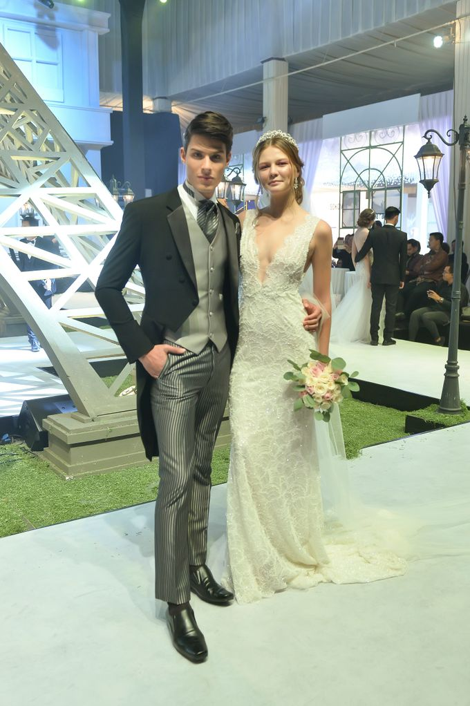 Video: Fashion Show Trend Jas Ventlee 2019 - Couple Series [Part 2] by Ventlee Groom Centre - 018
