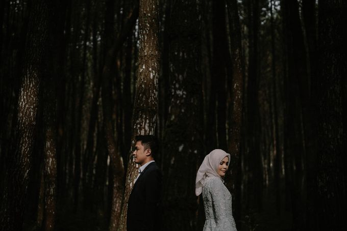 Faridha & Khairir Couple Session by Koncomoto - 001