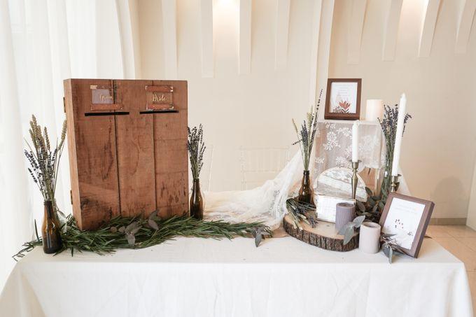 Darryll & Sharmaine Wedding at Chapel Imaginarium by Megu Weddings - 001