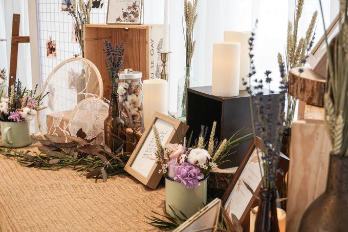Darryll & Sharmaine Wedding at Chapel Imaginarium by Megu Weddings - 003