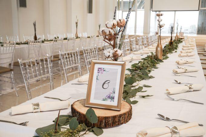 Darryll & Sharmaine Wedding at Chapel Imaginarium by Megu Weddings - 004