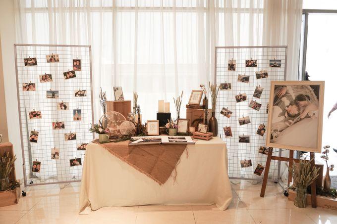 Darryll & Sharmaine Wedding at Chapel Imaginarium by Megu Weddings - 005