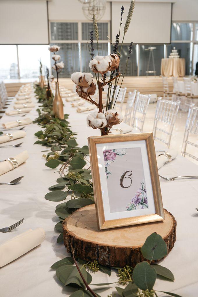 Darryll & Sharmaine Wedding at Chapel Imaginarium by Megu Weddings - 006