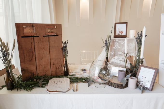 Darryll & Sharmaine Wedding at Chapel Imaginarium by Megu Weddings - 007
