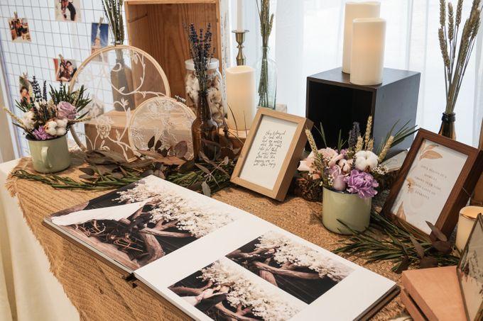 Darryll & Sharmaine Wedding at Chapel Imaginarium by Megu Weddings - 009