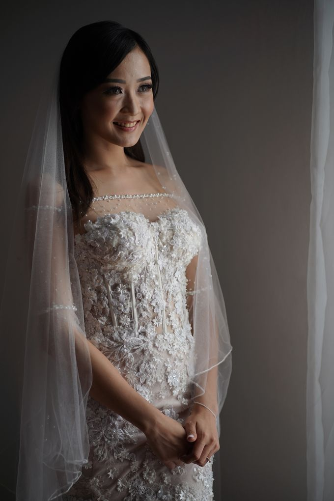 Tata and Grace wedding by Florencia Augustine - 001