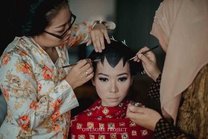 Rara Ben Wedding by Ambar Paes Traditional Wedding Make Up - 005