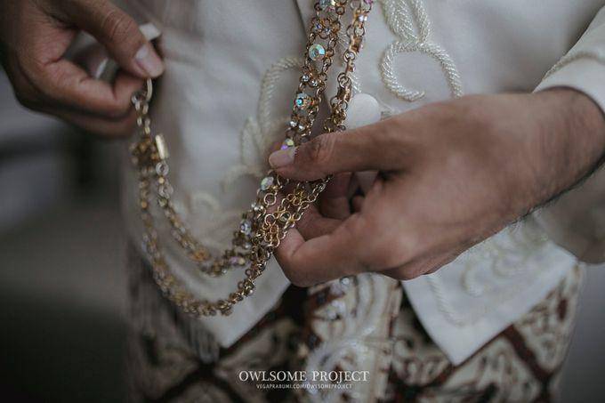 Rara Ben Wedding by Ambar Paes Traditional Wedding Make Up - 007
