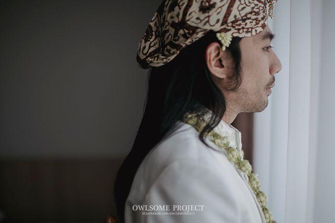 Rara Ben Wedding by Ambar Paes Traditional Wedding Make Up - 011