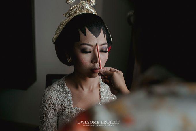 Rara Ben Wedding by Ambar Paes Traditional Wedding Make Up - 012