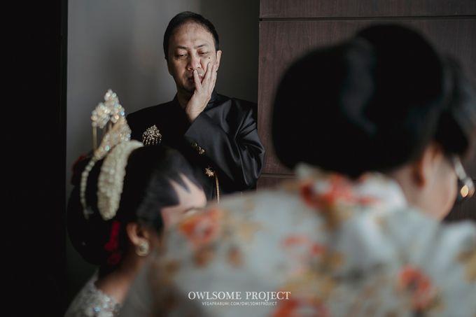 Rara Ben Wedding by Ambar Paes Traditional Wedding Make Up - 013