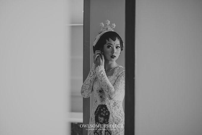 Rara Ben Wedding by Ambar Paes Traditional Wedding Make Up - 015