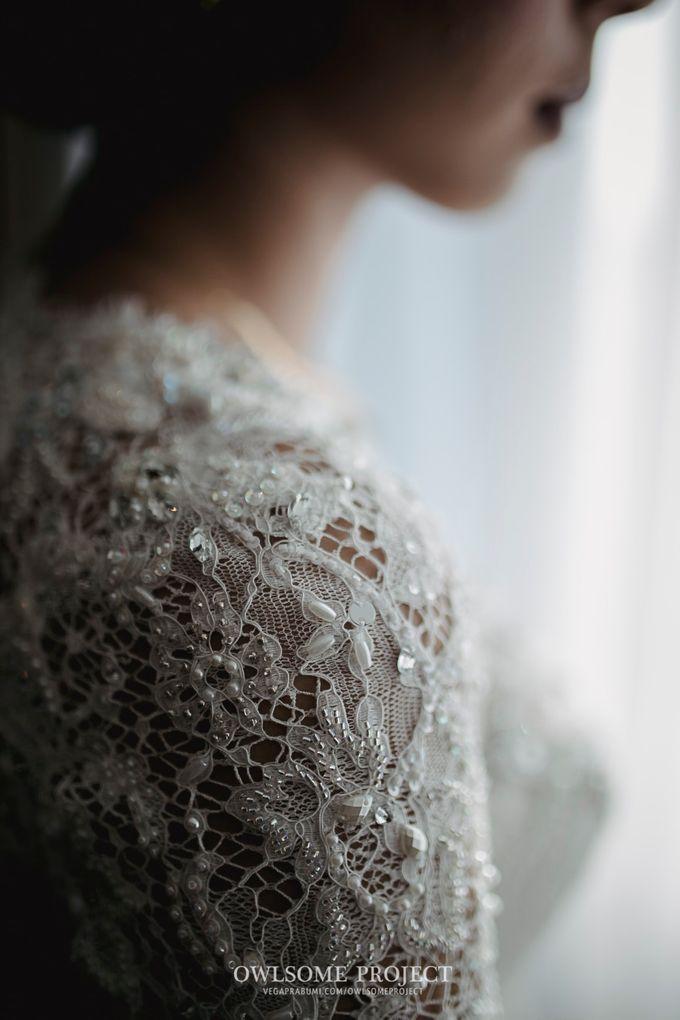 Rara Ben Wedding by Ambar Paes Traditional Wedding Make Up - 016