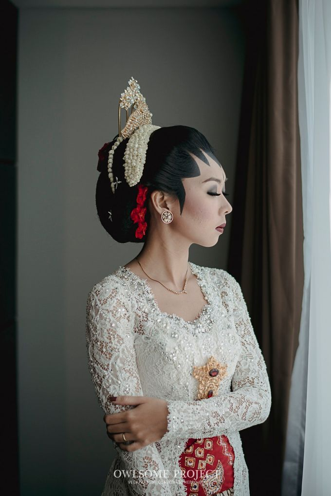 Rara Ben Wedding by Ambar Paes Traditional Wedding Make Up - 017