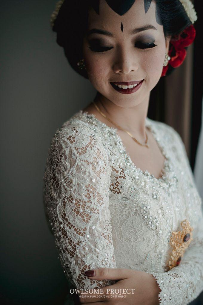 Rara Ben Wedding by Ambar Paes Traditional Wedding Make Up - 018