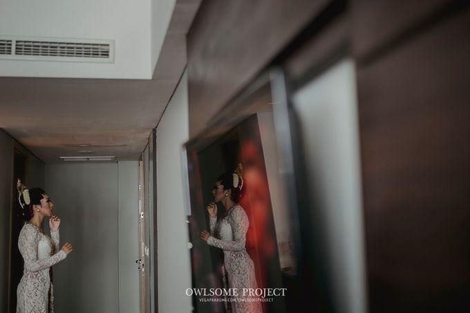 Rara Ben Wedding by Ambar Paes Traditional Wedding Make Up - 019
