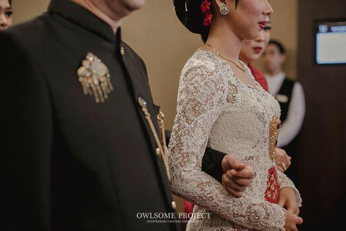 Rara Ben Wedding by Ambar Paes Traditional Wedding Make Up - 020