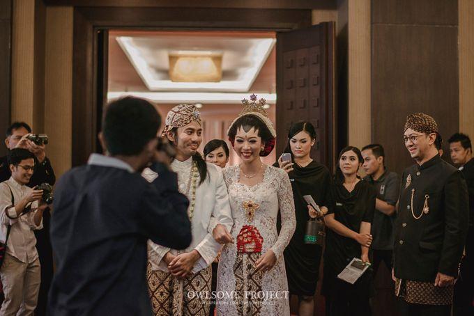 Rara Ben Wedding by Ambar Paes Traditional Wedding Make Up - 021