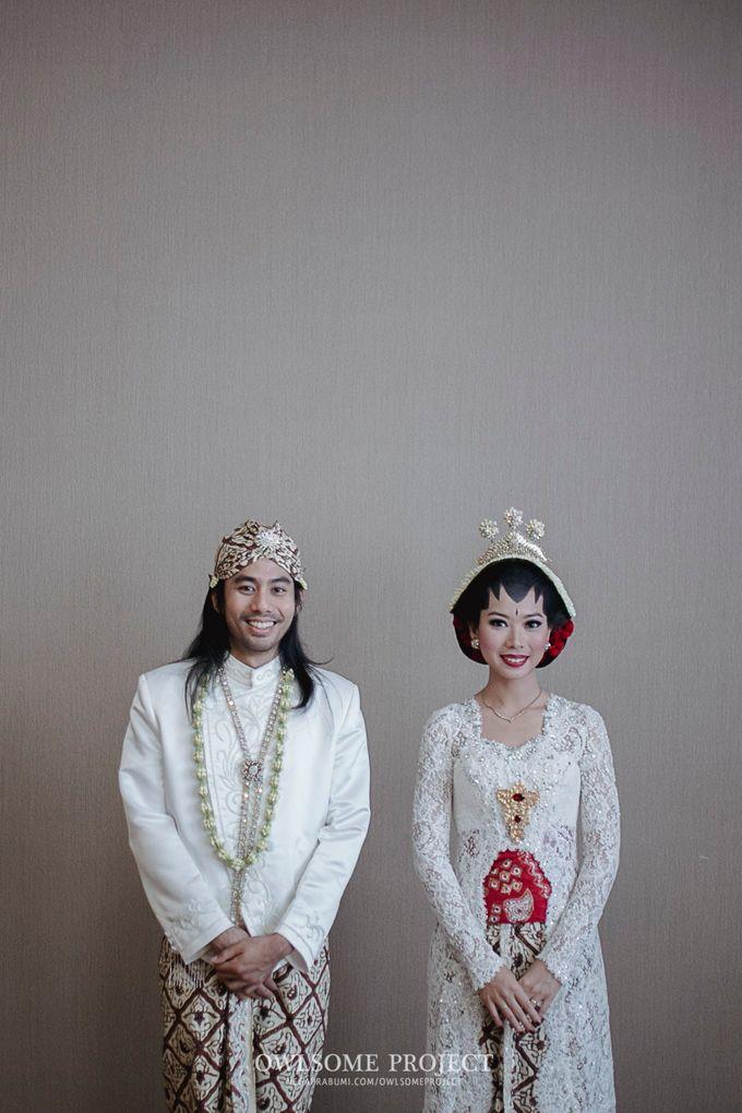 Rara Ben Wedding by Ambar Paes Traditional Wedding Make Up - 022