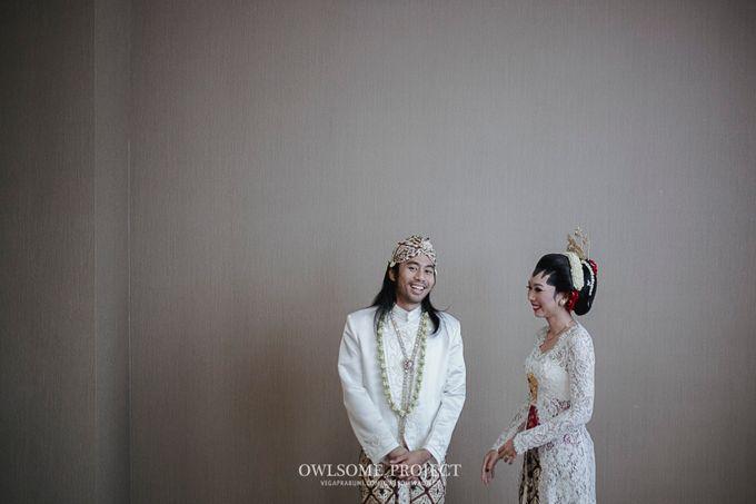 Rara Ben Wedding by Ambar Paes Traditional Wedding Make Up - 023