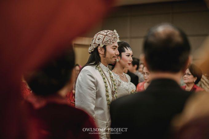 Rara Ben Wedding by Ambar Paes Traditional Wedding Make Up - 024