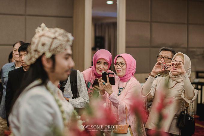 Rara Ben Wedding by Ambar Paes Traditional Wedding Make Up - 025