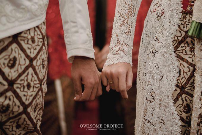 Rara Ben Wedding by Ambar Paes Traditional Wedding Make Up - 026