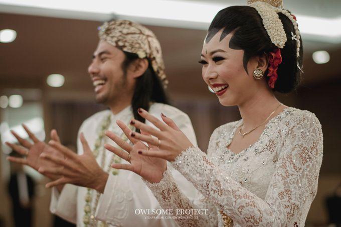 Rara Ben Wedding by Ambar Paes Traditional Wedding Make Up - 027