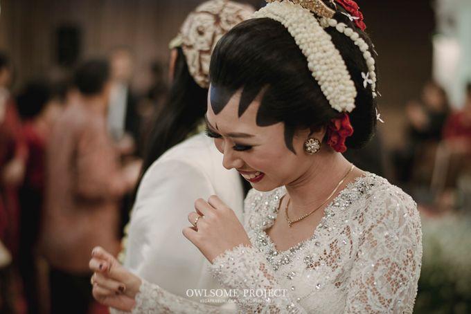 Rara Ben Wedding by Ambar Paes Traditional Wedding Make Up - 028
