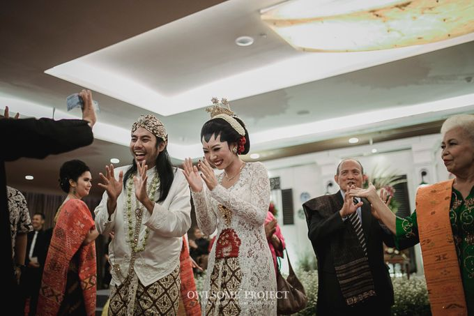 Rara Ben Wedding by Ambar Paes Traditional Wedding Make Up - 029