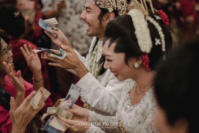 Rara Ben Wedding by Ambar Paes Traditional Wedding Make Up - 030