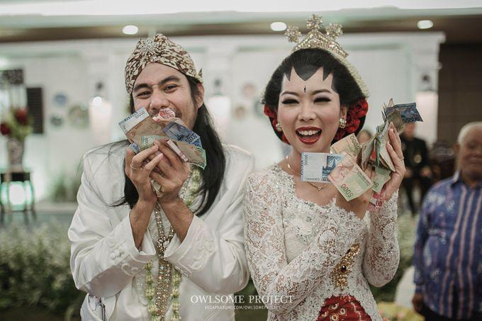 Rara Ben Wedding by Ambar Paes Traditional Wedding Make Up - 031