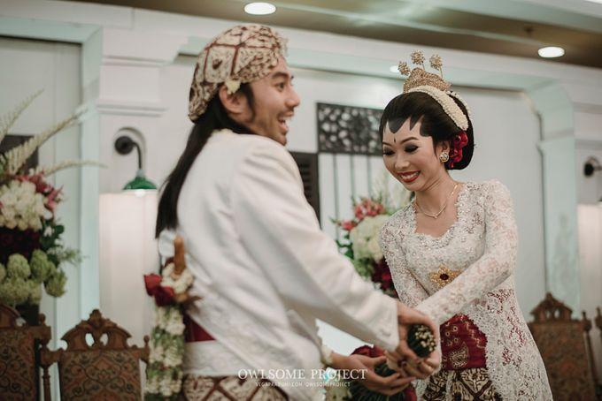 Rara Ben Wedding by Ambar Paes Traditional Wedding Make Up - 032