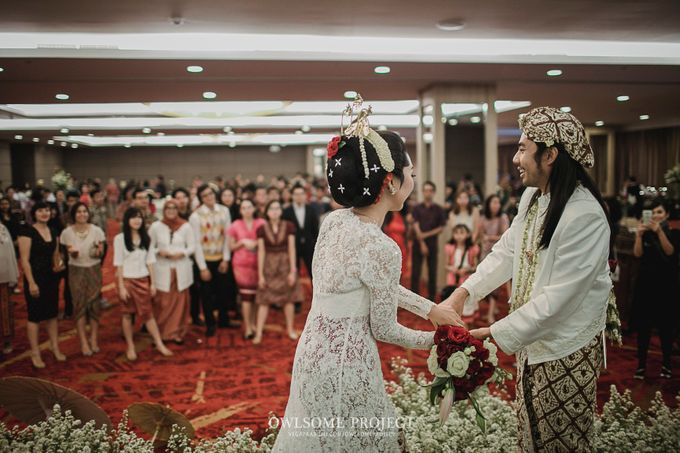 Rara Ben Wedding by Ambar Paes Traditional Wedding Make Up - 033