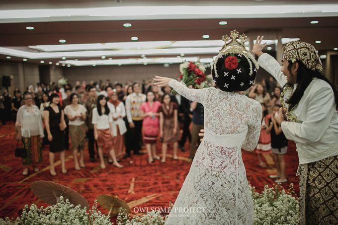 Rara Ben Wedding by Ambar Paes Traditional Wedding Make Up - 034