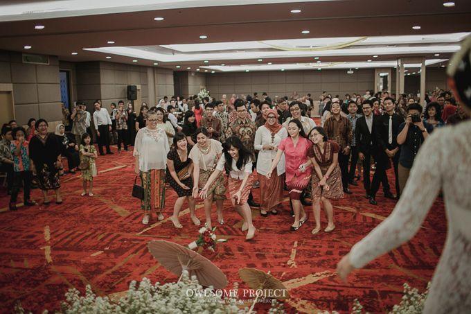 Rara Ben Wedding by Ambar Paes Traditional Wedding Make Up - 035