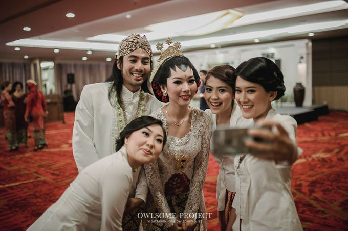 Rara Ben Wedding by Ambar Paes Traditional Wedding Make Up - 036