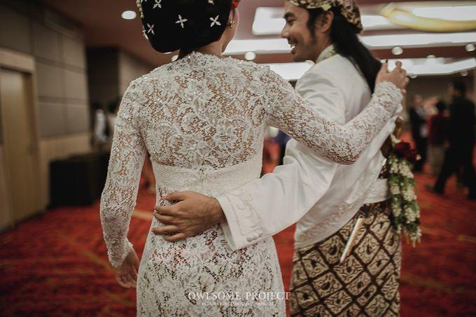 Rara Ben Wedding by Ambar Paes Traditional Wedding Make Up - 037