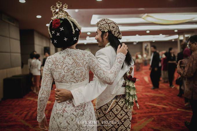 Rara Ben Wedding by Ambar Paes Traditional Wedding Make Up - 038
