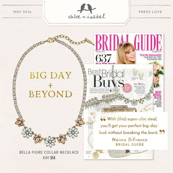 Bridal Jewelry Ideas by C+I Jewelry By Shannon Lenz - 023