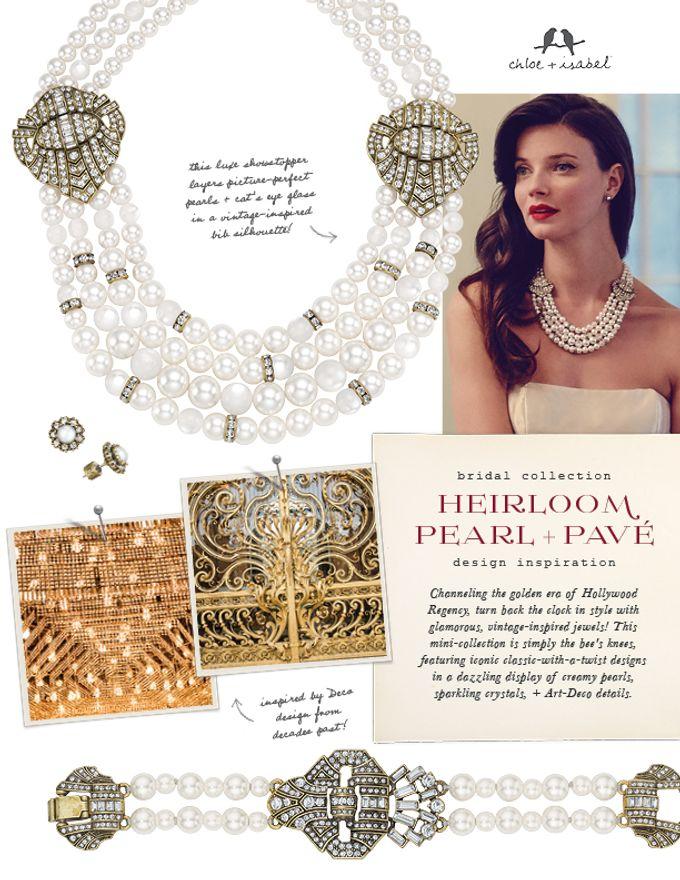 Bridal Jewelry Ideas by C+I Jewelry By Shannon Lenz - 013