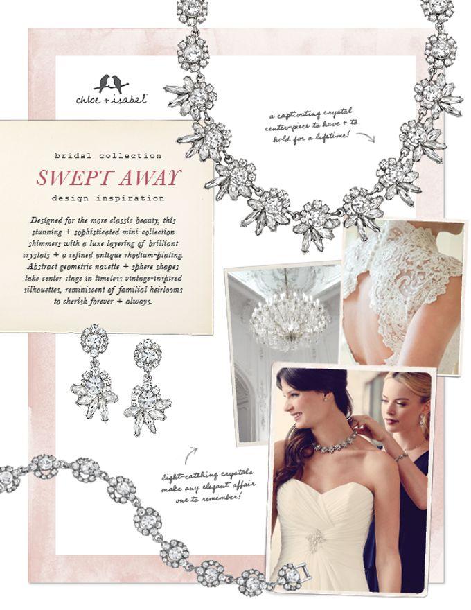 Bridal Jewelry Ideas by C+I Jewelry By Shannon Lenz - 014