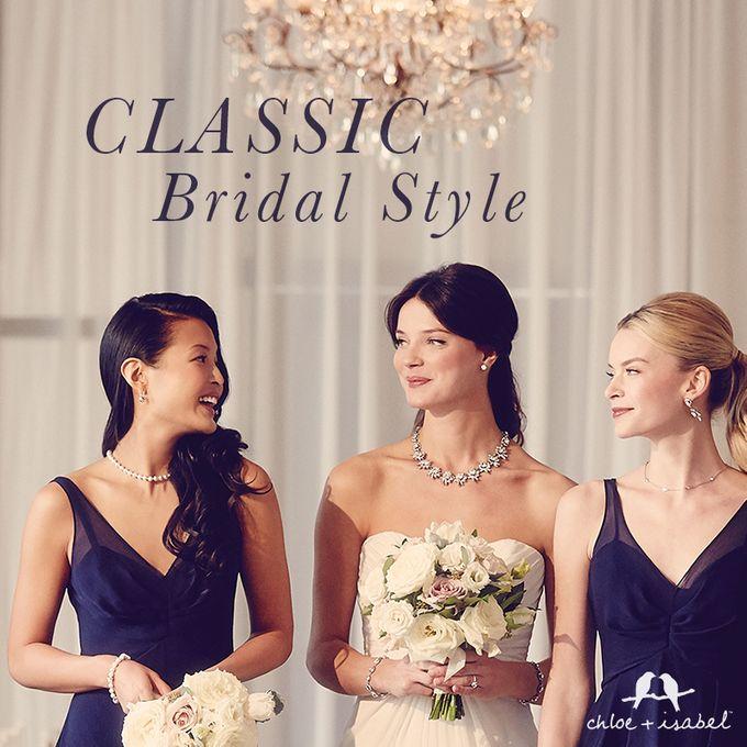 Bridal Jewelry Ideas by C+I Jewelry By Shannon Lenz - 018