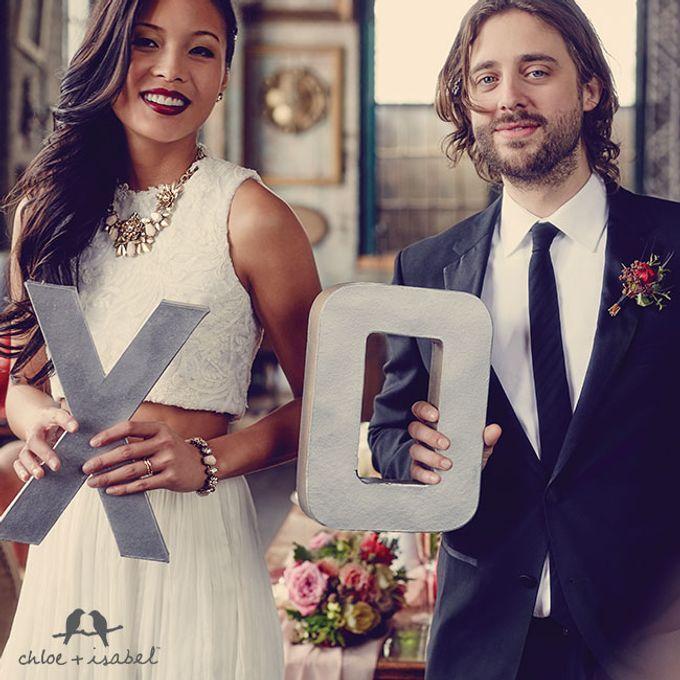 Bridal Jewelry Ideas by C+I Jewelry By Shannon Lenz - 021