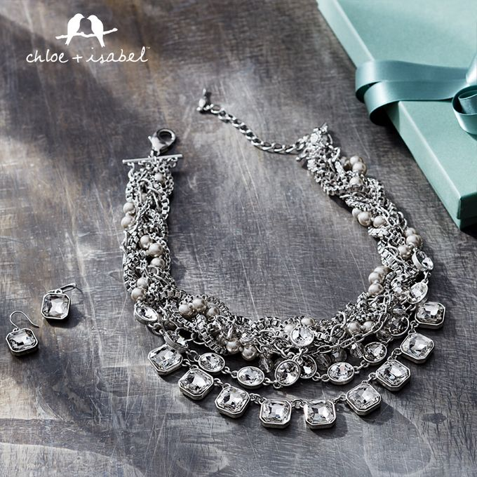 Bridal Jewelry Ideas by C+I Jewelry By Shannon Lenz - 026