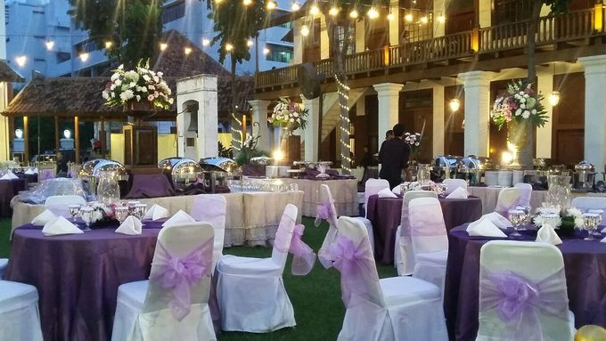 Catering Decoration by Alfabet Catering - 008