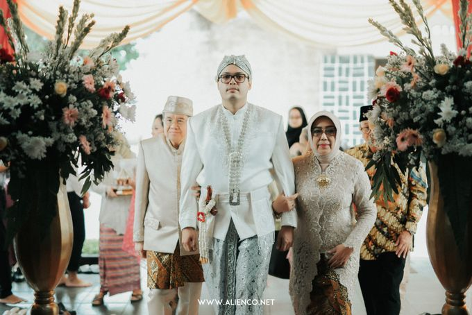Traditional Wedding Kania & Radit by alienco photography - 002